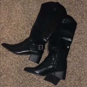 Black Riding Boots✨ NWT